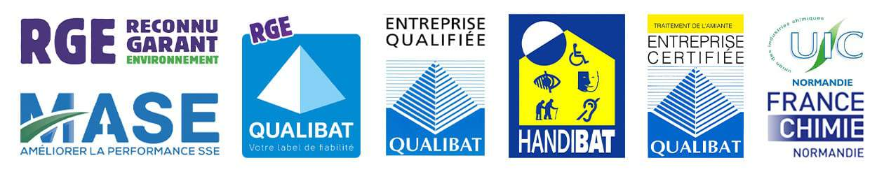 Certifications et Labelisations Dufour SAS