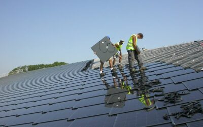 Panneaux photovoltaïques,le futur des toitures ?