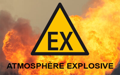 ATEX, Atmosphère explosive – GAZ