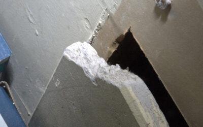 Le Désamiantage d'un bâtiment